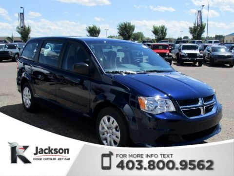 2017 Dodge Grand Caravan Canada Value Package - Save $9942
