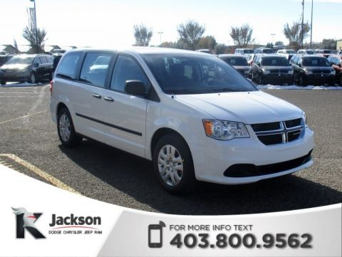 2017 Dodge Grand Caravan Canada Value Package - Save $9892
