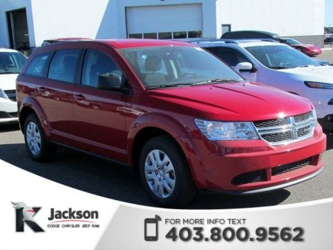 2017 Dodge Journey Canada Value Pkg - Save $2592