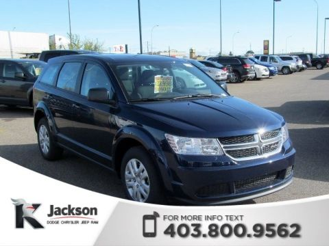 2017 Dodge Journey Canada Value Pkg - Save $2842