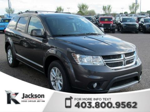 2017 Dodge Journey SXT - Save $6500!