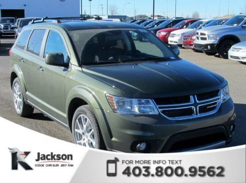 2017 Dodge Journey GT - Save $6500!